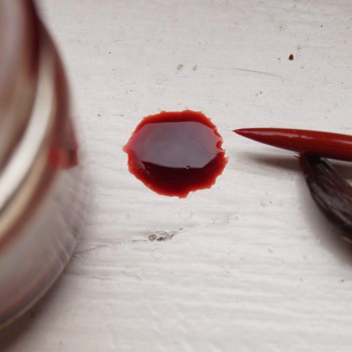 Kunst im Blut und Blut in der Kunst